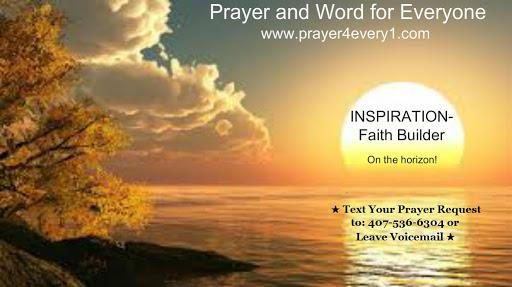 FAITH – Monday's Development✔