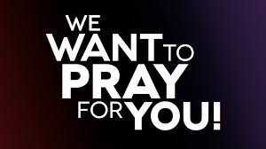 P4E1 - Prayer - We want to pray for you