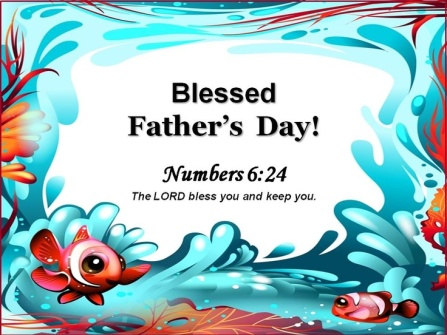 Blessed Father Day