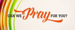 Prayer Request - Can we pray for you1
