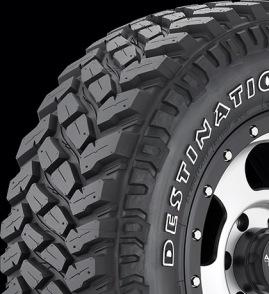 Tire - Good tread