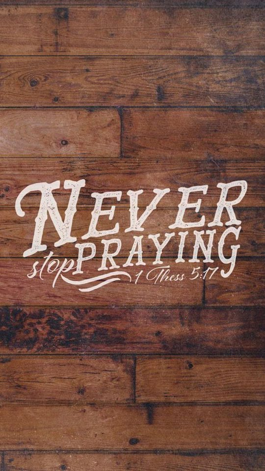 PRAYER LIFE † November22
